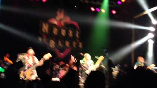 """Scandal """"Your Song"""" live in Los Angeles House of Blues 5/22/2015"""