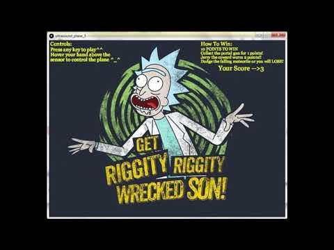 Rick & Morty: Escape the Universe! Ultrasonic Proximity