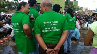 ROBIN HOOD ARMY PUNE DIWALI SPECIAL SWEETS DISTRIBUTION DRIVE