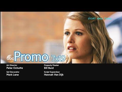 Once Upon a Time 7x19 Promo Season 7 Episode 19 Promo