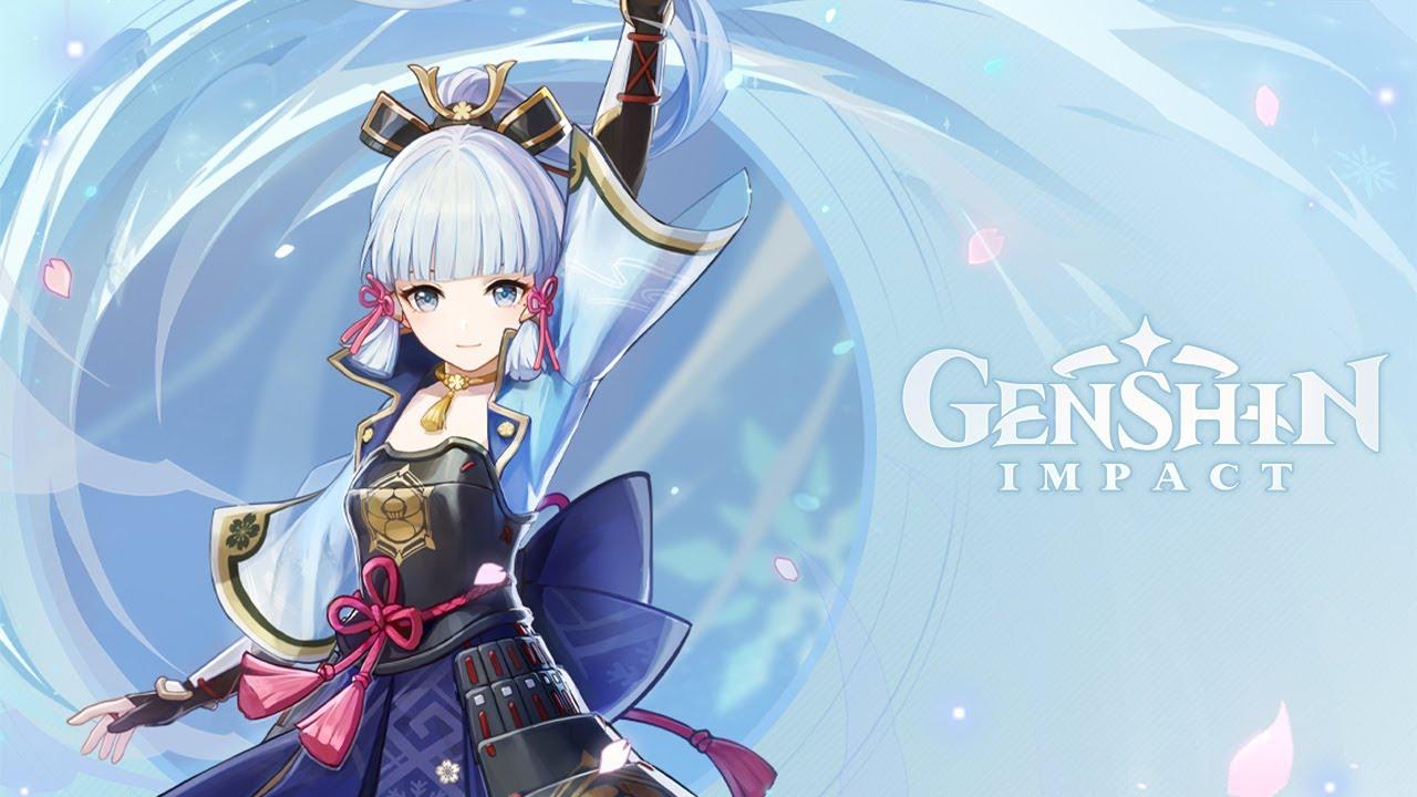 "Collected Miscellany - ""Kamisato Ayaka: Snowdance Heron"" | Genshin Impact"