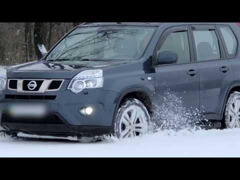 Nissan X-Trail T31 2013 - Отзыв Реального Владельца - Х Трейл дизель механика - Ниссан на бездорожье