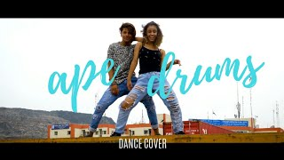 Ape Drums Bashment Dance cover|Exxxpert films|Sujeet sharma|Naina singh