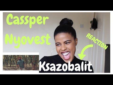 🇿🇦Cassper Nyovest - Ksazobalit | (***REACTION***)