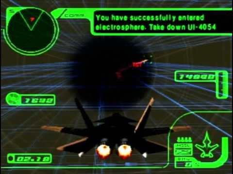 Ace Combat 3 - [part 35] Hard Walkthrough - Electrosphere