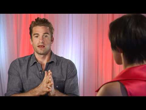 The YouTube Conversation with Scott Speedman TIFF 2010