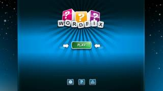 WORDFIX Word Game - new fun free word game for Android and Windows
