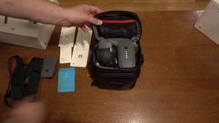 DJI Mavic Pro: How to pack your Mavic's bag!