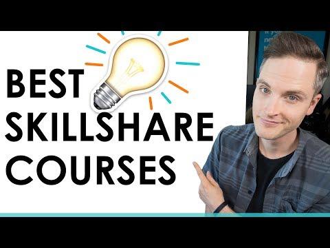 5 Best Skillshare Courses for Entrepreneurs