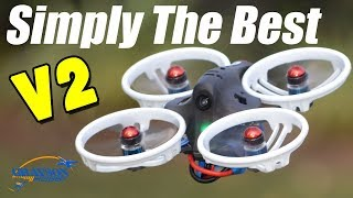 KingKing ET115 V2 - The Quad to Start with Drone Racing - Complete Review