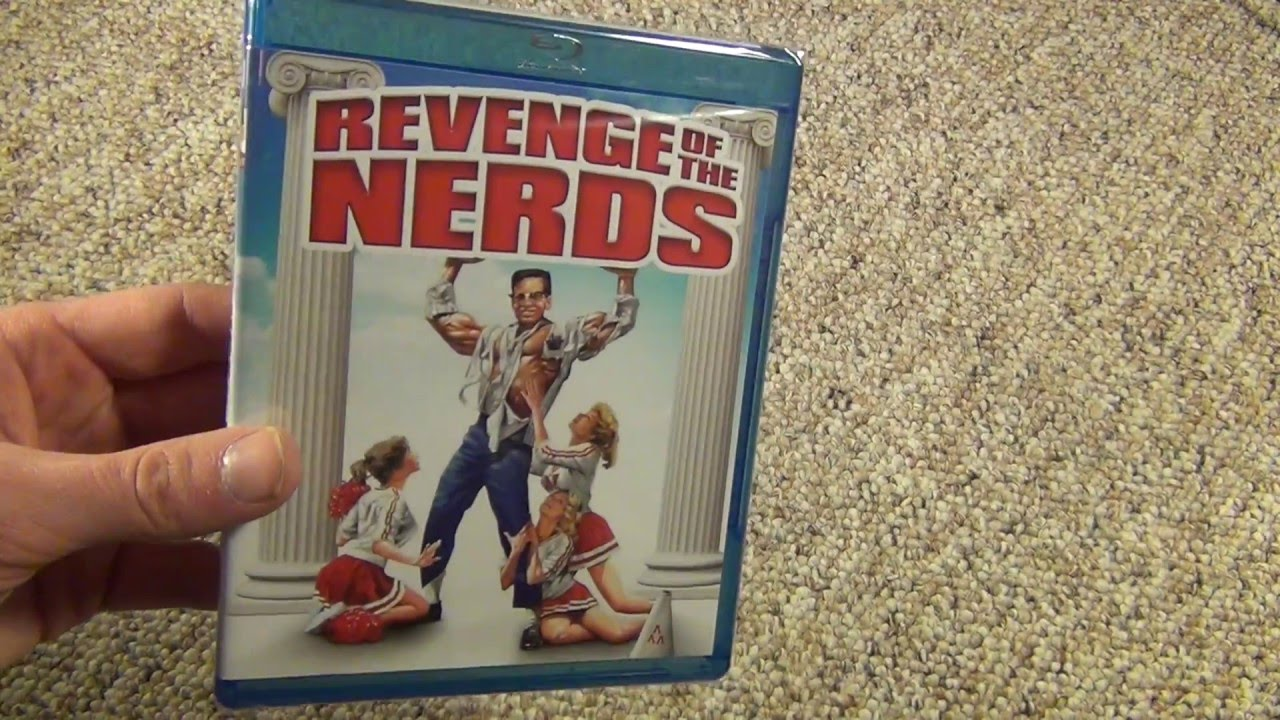 Download Revenge of the Nerds Blu-Ray Unboxing