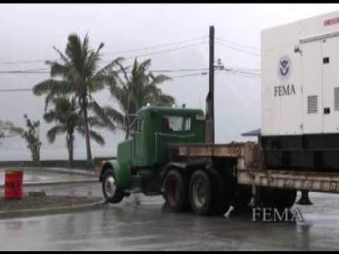 Power Restored In American Samoa