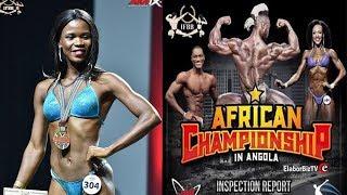 The Strongest Woman in Ghana, Vilix Brown