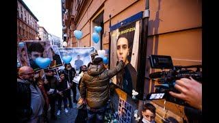 Ugo Russo, la marcia un anno dopo la morte: «Ora un'associazione per i ragazzi di Napoli»