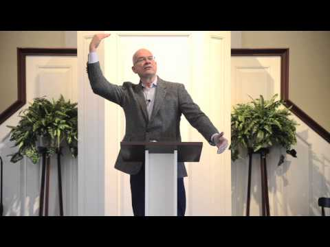 Dr. Timothy Keller at Reformed Theological Seminary: Lecture 1