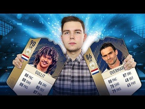 FIFA 18 DRAFT | Dwie ikony!