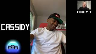 "Cassidy On Swizz Beatz Dad Bringing Larsiny Family To Ruff Ryders ""I Never Signed A Deal With AR-AB"""