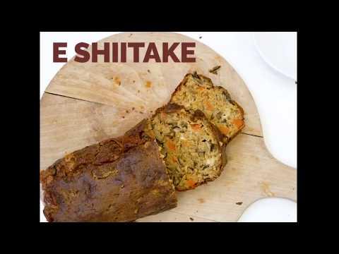 Cake di verdure e Shiitake IoBoscoVivo