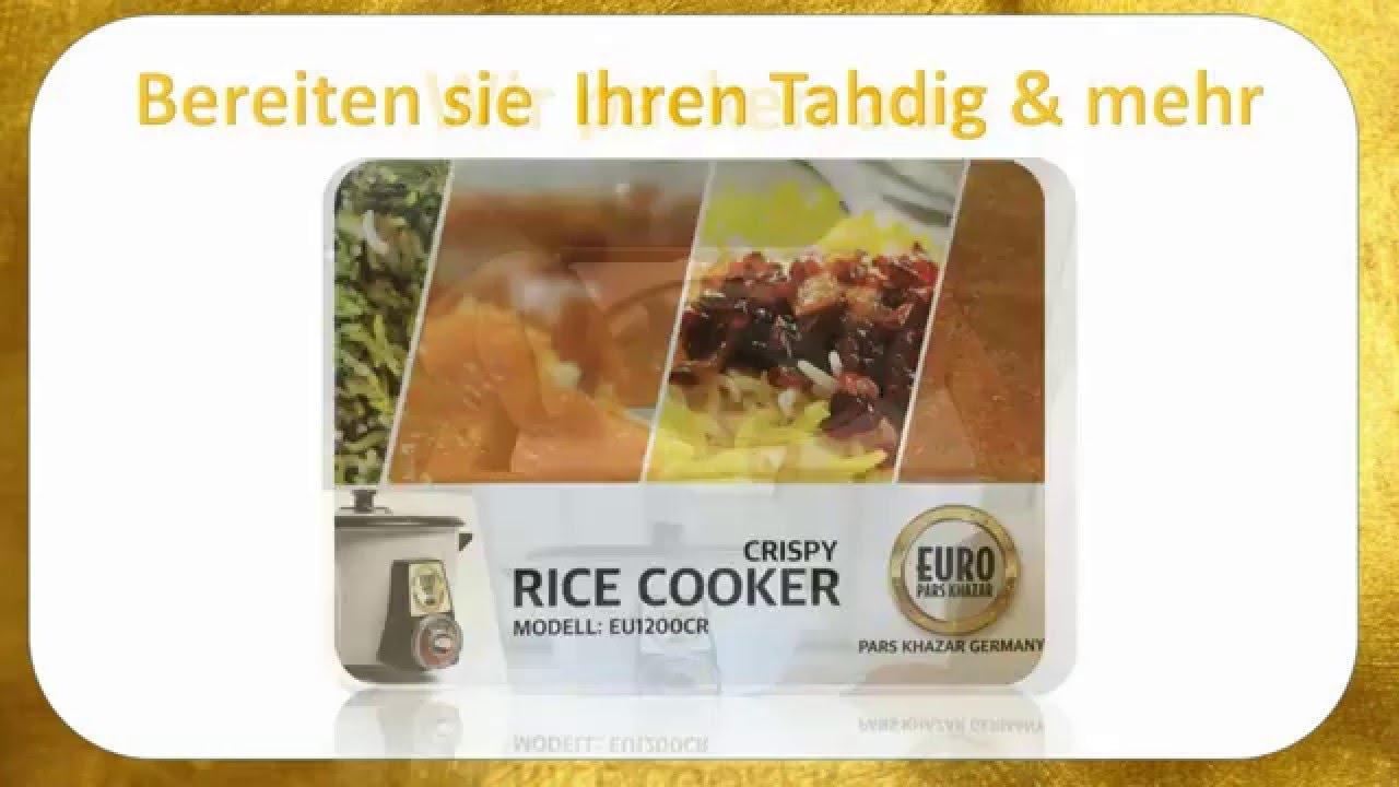 Persischer Reiskocher