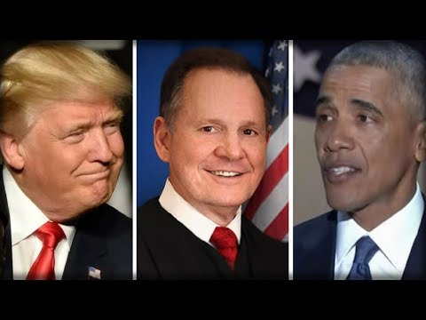 TRUMP AND OBAMA FACE OFF IN ALABAMA WITH EPIC CAMPAIGN MOVE TO TAKE THE OPEN SENATE SEAT