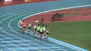 104高雄全運會女子800公尺決賽