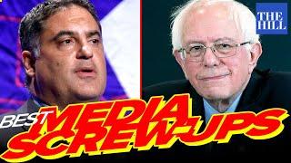 Our favorite media screw-ups with Katie Halper: MSNBC's Anti-Bernie bias & Cenk's Congressional run