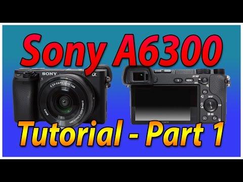 Sony A6300 /