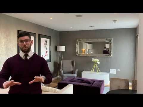 Show Apartment - Caspian Wharf E3