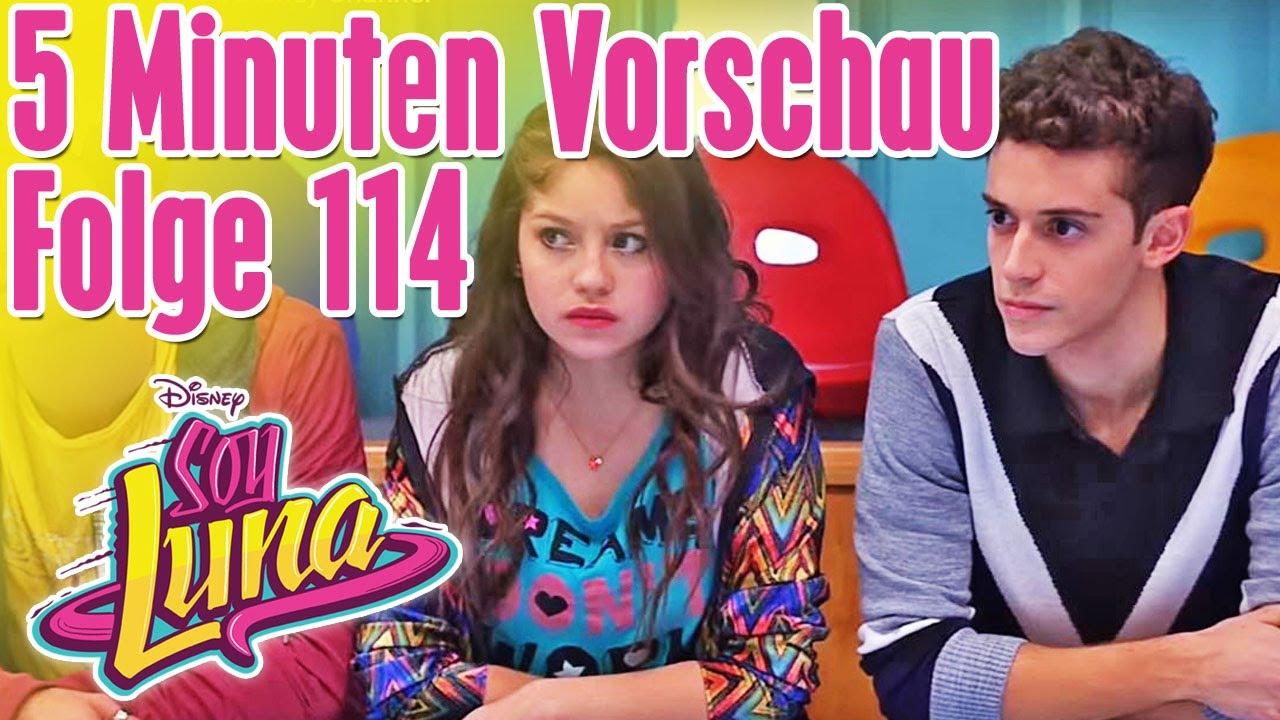 5 Minuten Vorschau Soy Luna Folge 114 Disney Channel Youtube