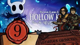 Weird Floating Ghost Bugs Pick On Smol Boy!  Hollow Knight Episode 9: Gamers Grimoire