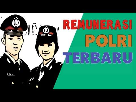 Tunjangan Kinerja Polri Terbaru dari Pangkat Tamtama sampai Jenderal