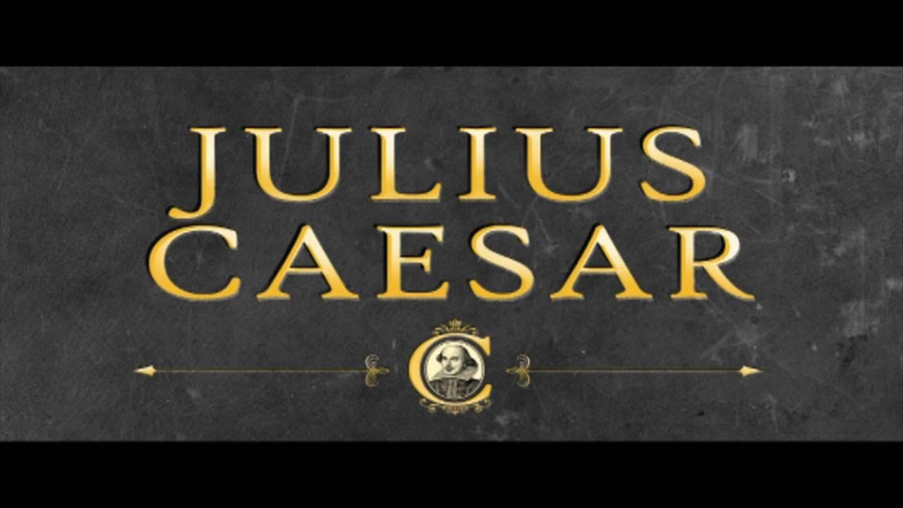 Julius Caesar Act 1 William Shakespeare Youtube
