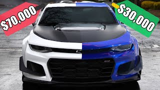 THE TRUTH : Why I Sold my Camaro ZL1 1LE for a SS 1LE
