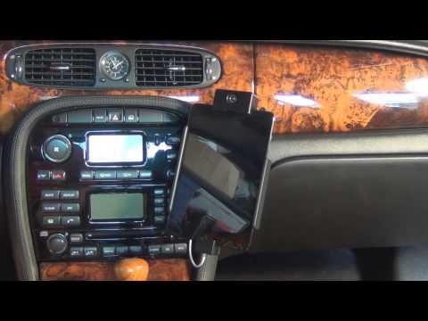 iPad Mini Mounted In Your Car