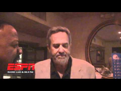 Chargers Legendary QB Dan Fouts Interview in Las Vegas