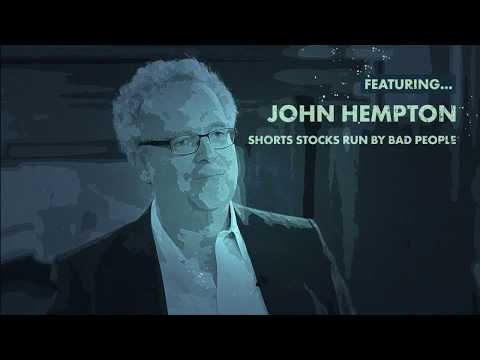 Short Selling Fraudulent Markets | John Hempton Real Vision Video