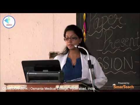 Paper Presentation - Sonali Bajaj Of Lady Hardinge Medical College, Delhi