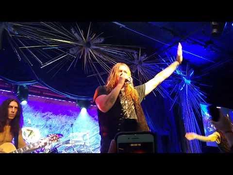 Sebastian Bach I Remember You 9/25 Sony Hall NYC