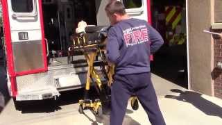 Grand Junction Fire Department- EMS Operations Physical Ability Test