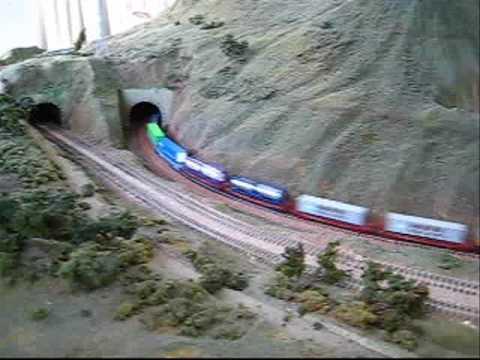FLEISCHMANN Minitrix Roco Lemke (Kato) N-gauge show (DB SBB SNCF etc.)