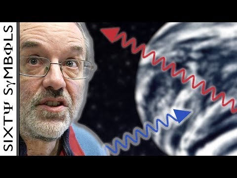 The Greenhouse Effect Explained - Sixty Symbols