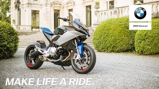 BMW Motorroad Concept 9cento