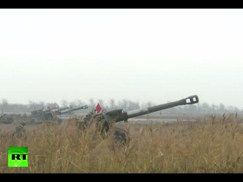 Artillery Drills: China holds military exercises near Bohai Sea