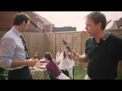 "James D´Arcy and Eve Myles on ""Broadchurch"", deleted scene ep. 7."