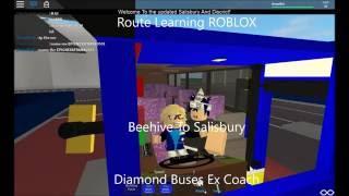 Itinéraire Apprentissage ROBLOX - France Ruche à Salisbury (fr) Entraîneur d'ABEX (fr) Salisbury et Discrict