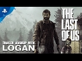 """The Last of Us: Remastered """"LOGAN"""" TRAILER   PS4"""
