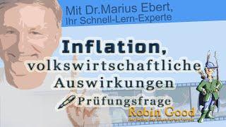 Inflation, volkswirtschaftliche Auswirkungen