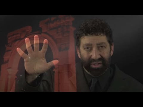 Jonathan Cahn at Unveiling of Arch of Ba'al (New York City)