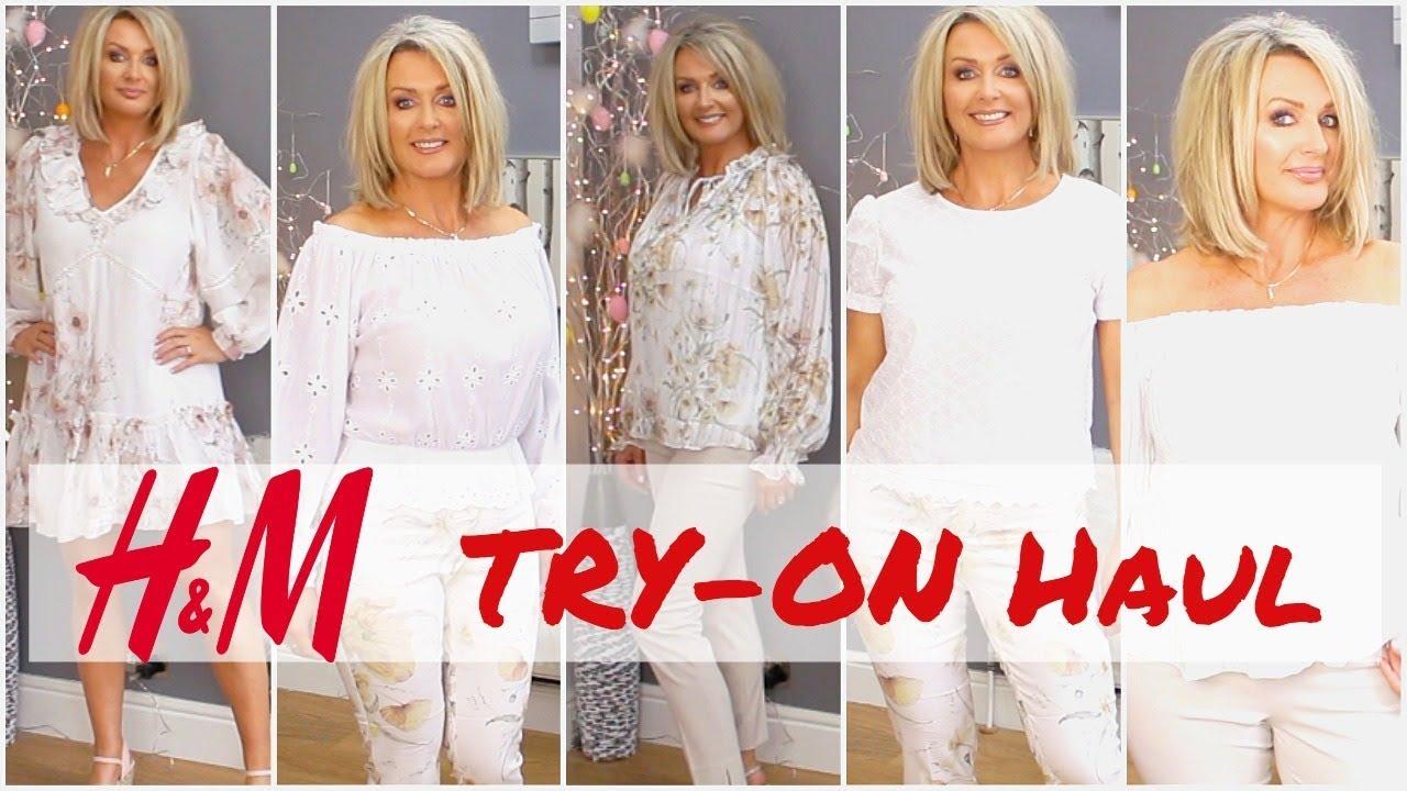 7ed5d03e11858 H&M TRY ON HAUL SPRING 2019 - YouTube