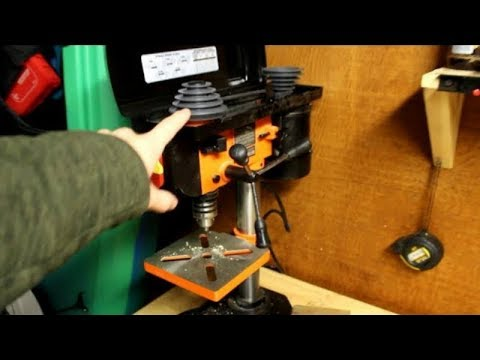 Cheap Amazon WEN 8 in. Drill Press Initial Thoughts (80% Lower)